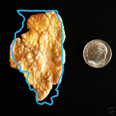 cornflake on eBay compared to Illinois