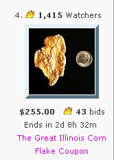 cornflake on eBay