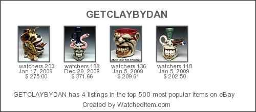 getclaybydanhof on eBay